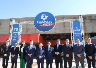 I CONGRESSO ESTADUAL DA ESA/MS