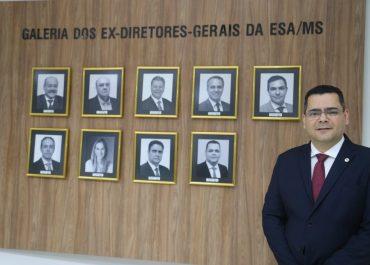No Mês da Advocacia e de 40 anos da OAB/MS, Escola Superior de MS inaugura Galeria de Diretores